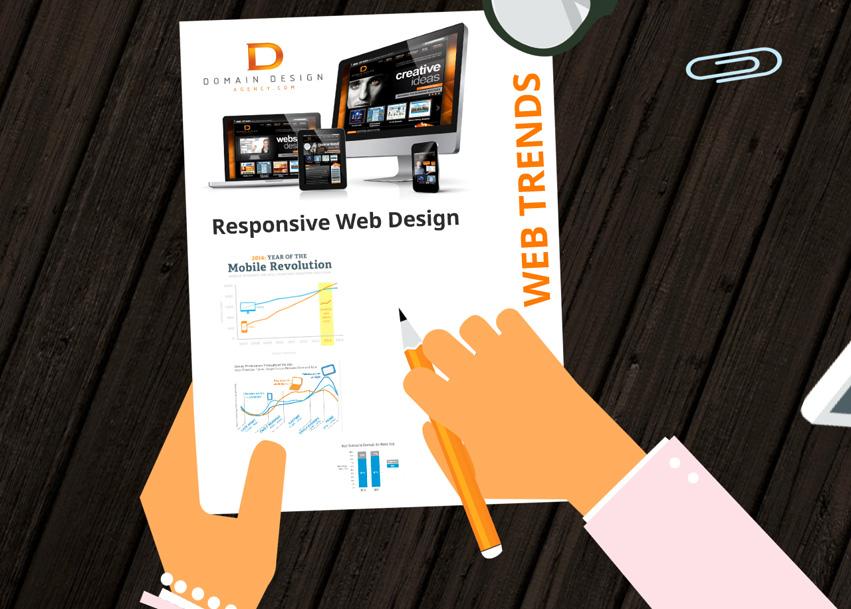 domain design agency presentation